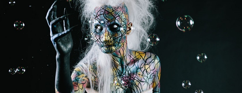 Full-body painting